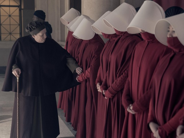 'Handmaid's Tale' and 'Testaments' author Margaret Atwood on villains, Aunt Lydia, and hope