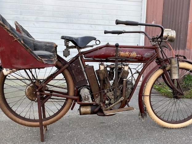 1912 Indian TT--Warrior