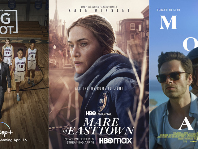 New this week: 'Big Shot,' 'Mare of Easttown' and 'Monday'