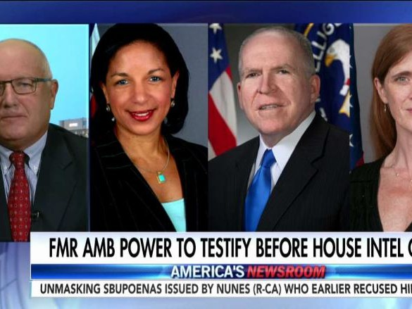 Samantha Power, Susan Rice to Appear at Hearings on Unmasking; Hoekstra Reacts