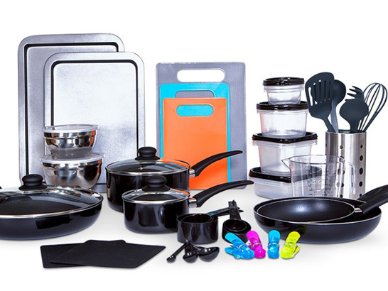 Sedona Kitchen-In-A-Box JUST $54 + FREE Shipping at Macy's (Reg $160) – Today Only!
