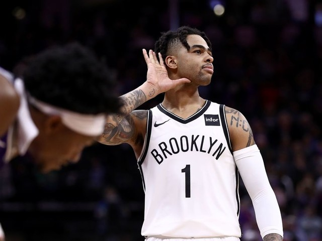 D'Angelo Russell's 44-point night showed a different layer of his game