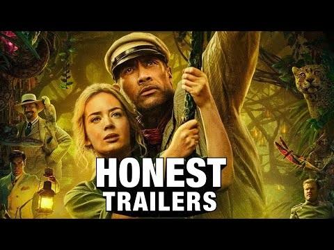 An Honest Trailer for Jungle Cruise