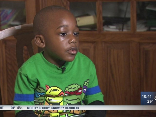 Book donations pour in for Chicago boy, 4, who read 100 books in 1 day