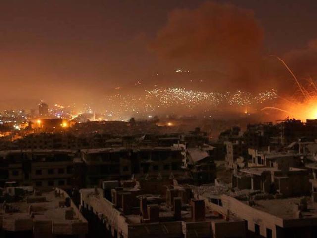 Syrian Army Poised To Retake Last Al-Qaeda Held District In Damascus