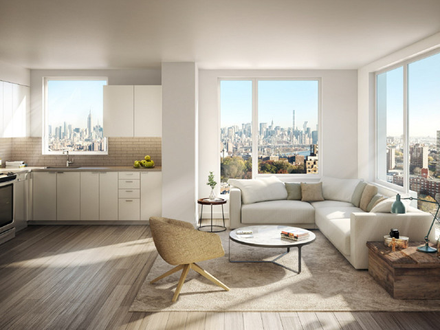 NYC's cheapest housing might be its chicest
