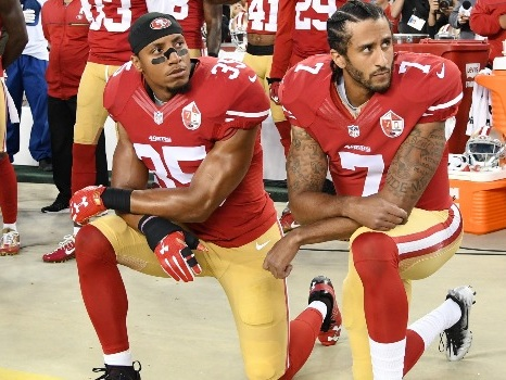 Report: Colin Kaepernick and Eric Reid Had To Split Less Than $10 Million In Their NFL Collusion Case
