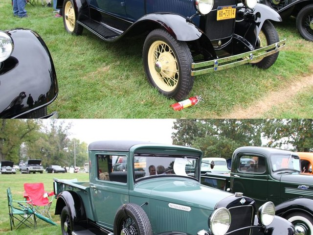 This or That – Season 3: 1931 Ford Model A Panel or 1933 International D1 Pickup?