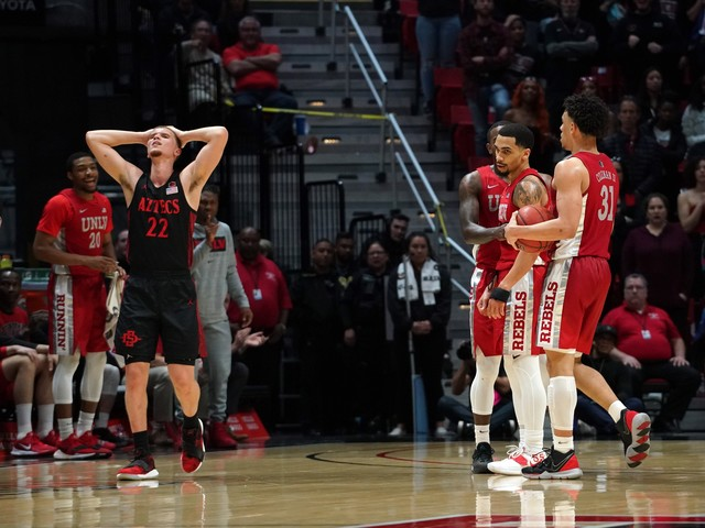 College basketball's biggest winners and losers: Baylor, San Diego State suffer setbacks