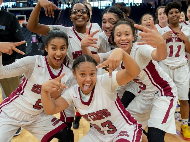 Third time is the (continued) charm for West Campus basketball: 'We expected to do this'