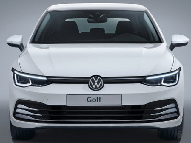 2020 Volkswagen Golf Mk8, Here's (Likely) The First Official Picture