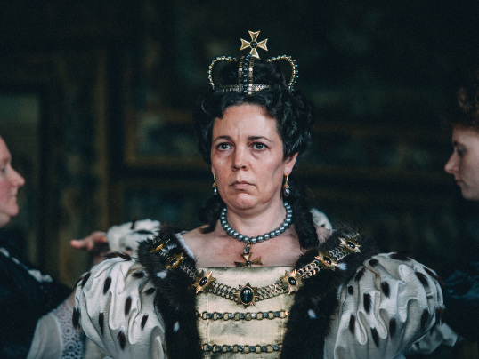 Olivia Colman To Be Crowned With BFI Fellowship