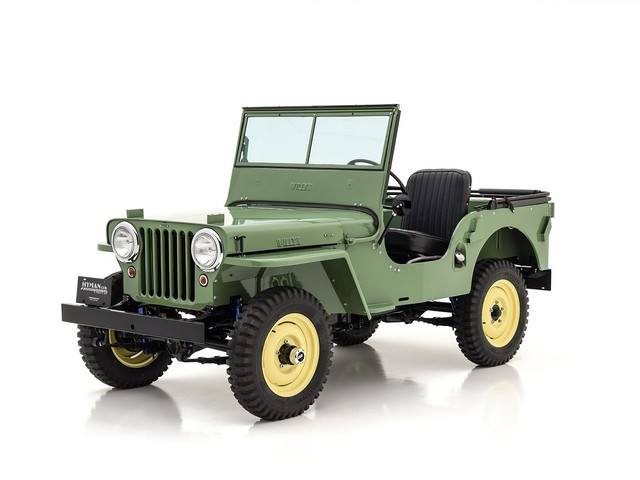 1946 Willys-Overland CJ-2A