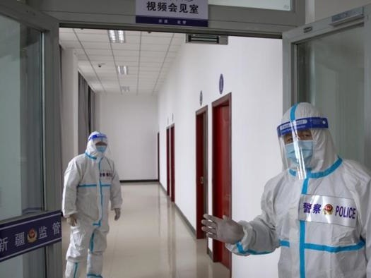 """""""Hundreds Of Thousands Have Disappeared"""" - Inside China's Largest Detention Center"""