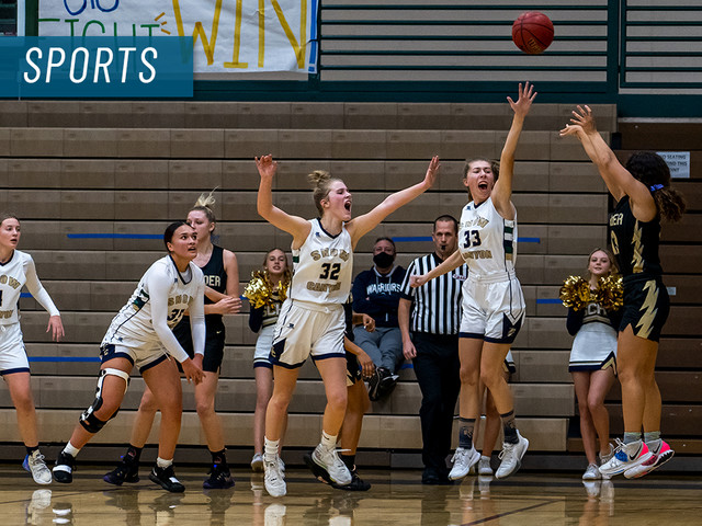 Region 9 girls basketball: Cedar edges Dixie, Hurricane hits .500, Pine View, Desert Hills win in routs