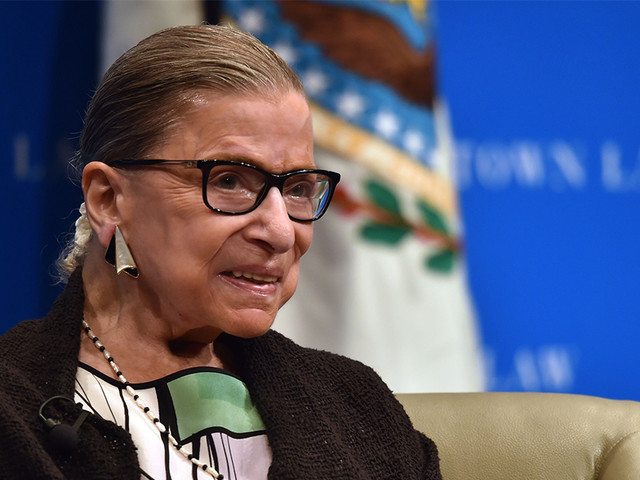 Supreme Court: 'No Evidence' of Cancer Remaining for Justice Ginsburg