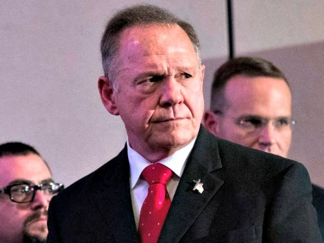 Roy Moore Refuses to Concede: 'God is Always in Control'