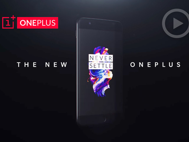 OnePlus Announces The OnePlus 5   Highest Resolution Dual Camera Phone & Up To 8GB of RAM