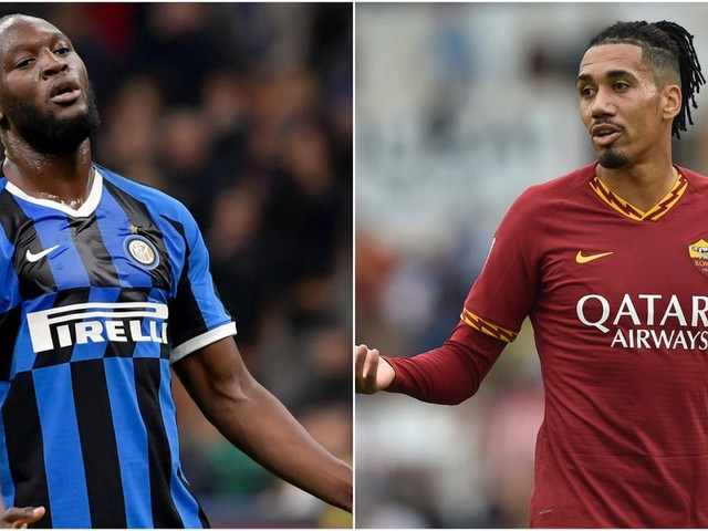An Italian newspaper is being called out for promoting an upcoming match by showing 2 black players with the headline 'Black Friday'