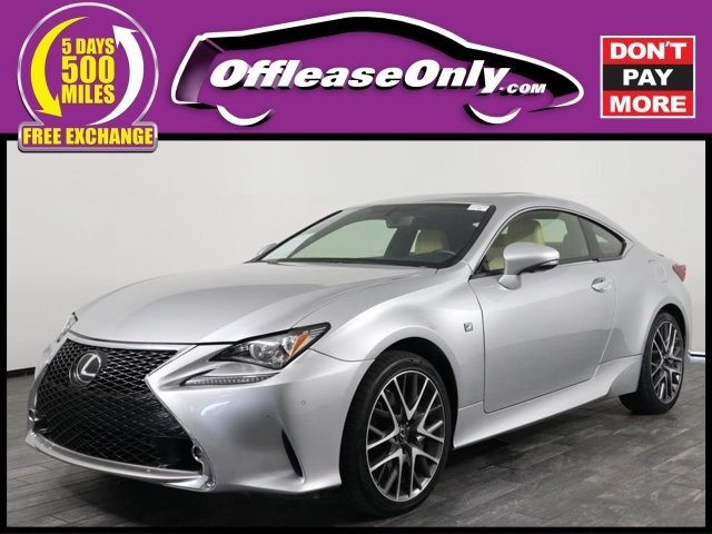 2015 Lexus RC 350 F Sport Coupe AWD