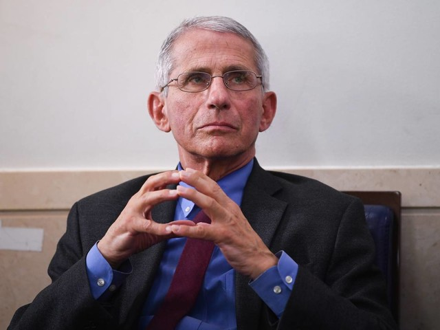 Fauci just confirmed the bad coronavirus vaccine news we've been dreading