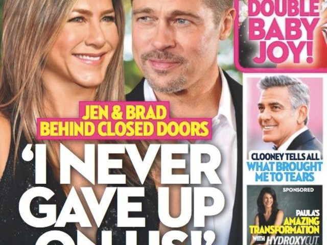 Brad Pitt, Jennifer Aniston Vacationed In Cabo After Her Birthday?