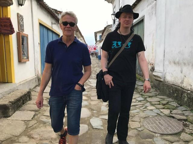 Ola Bini, Julian Assange ally, fights hacking arrest in Ecuador