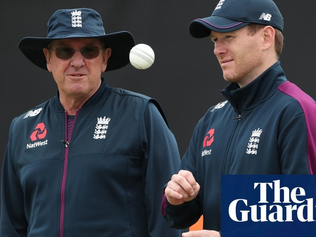 England are back to their best, says Eoin Morgan before Australia semi-final