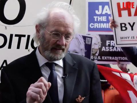 The Surreal US Case Against Assange