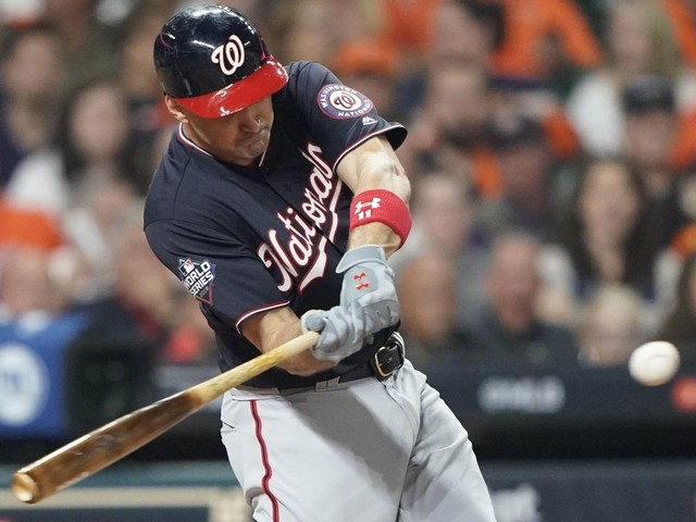 Ryan Zimmerman, Nationals finalize $2M, 1-year contract
