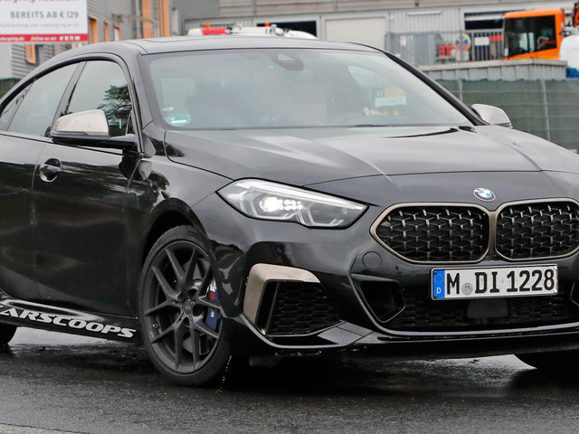 The 2020 BMW M235i Gran Coupe Is Already Out And About