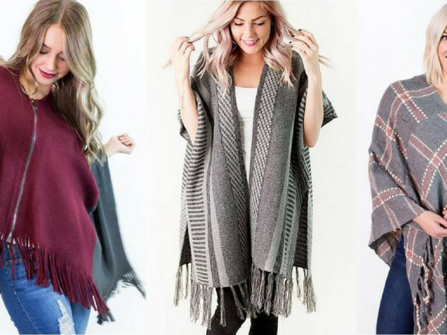 Cents of Style Coupon Code | Ponchos for $16.47 Each