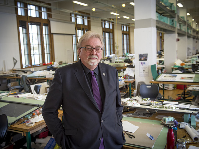 Dan Martin To Step Down as Dean of CMU's College of Fine Arts