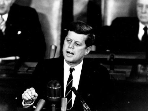 Remembering JFK's Vision For The Future That Should Have Been