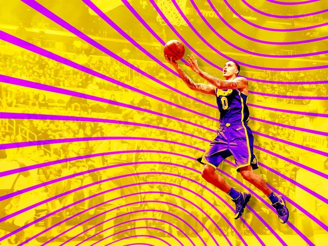 One Dimension: Kyle Kuzma's Just a Scorer for Now, but That's Just Fine
