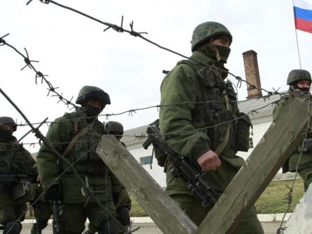 Russian Marines Deploy To North Korean Border After ICBM Launch
