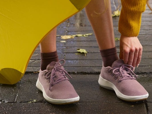 Allbirds' water-resistant sneakers are our new go-to shoes for rainy weather after putting them to the test for 6 months