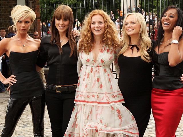 The Spice Girls Are Reportedly Reuniting for a Business Meeting!