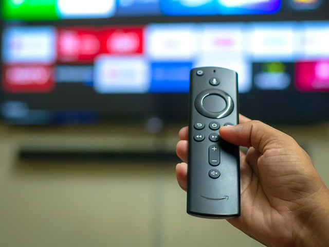 You have a rare chance to save on the Fire TV Stick 4K