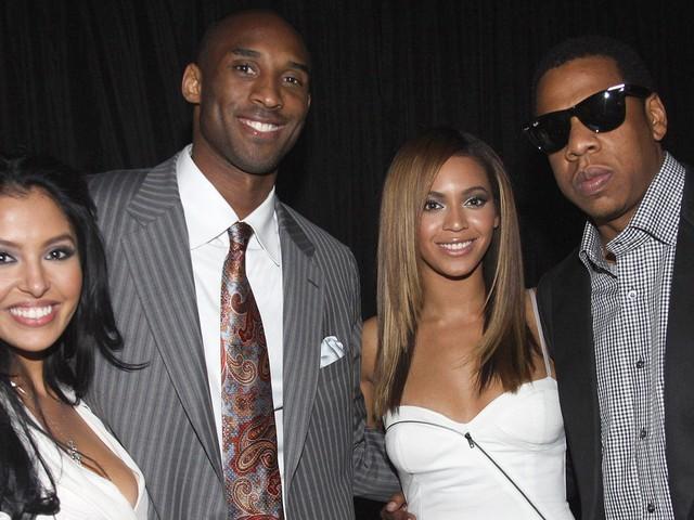 J.Lo & Beyoncé Honor Kobe & Gigi Bryant With Nail Art