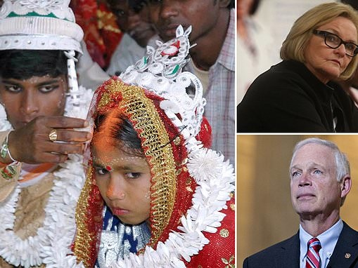U.S. approved thousands of request for men to bring child brides into the country in the past decade