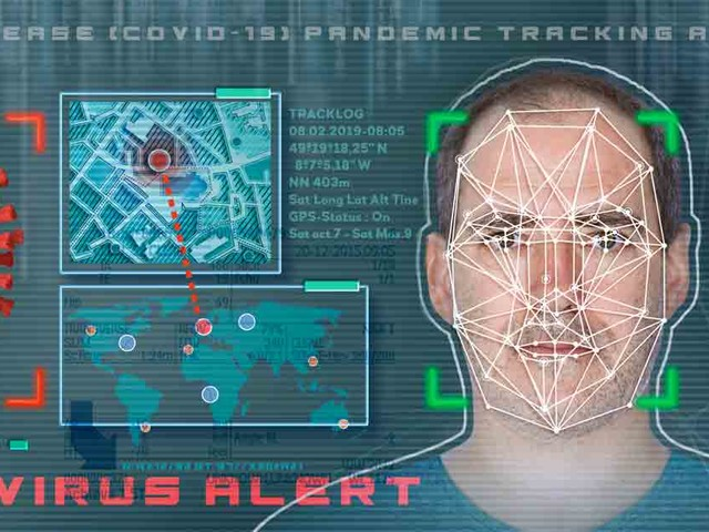 Facial Recognition Software to Police Pandemic Rules
