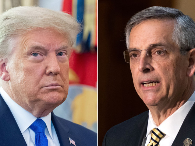 Read and listen to Trump's call with GA secretary of state