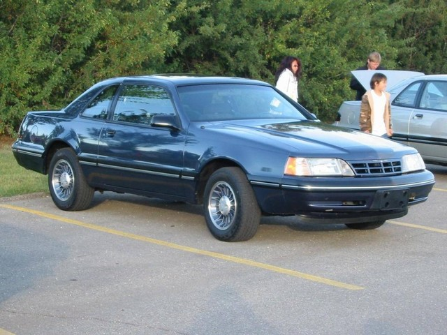Hemmings Find of the Day – 1987 Ford Thunderbird Sport Coupe