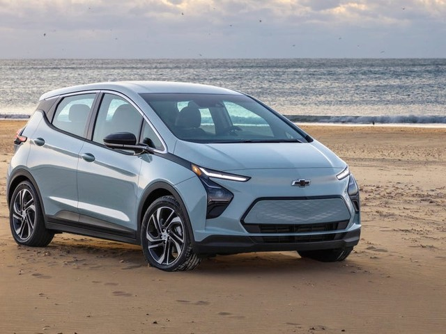 Tesla nixed its cheapest crossover, but there are still plenty new EVs that sell for less than $40,000 (TSLA, F, GM, BMW)