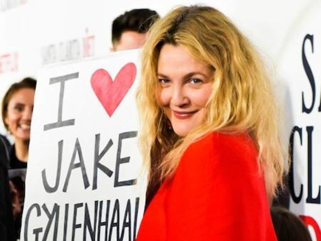 "Drew Barrymore to ""Least Talented Co-Star"" Jake Gyllenhaal: No Hard Feelings!"