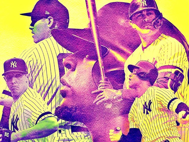 Edwin Encarnación Is Built for the Yankees—and the Yankees Are Built for Baseball in 2019