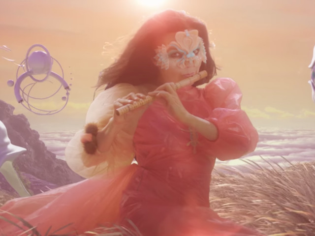 "Bjork – ""The Gate"" Video"