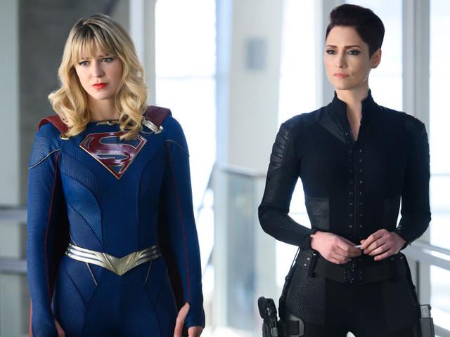 A post-Crisis Supergirl resets its universe