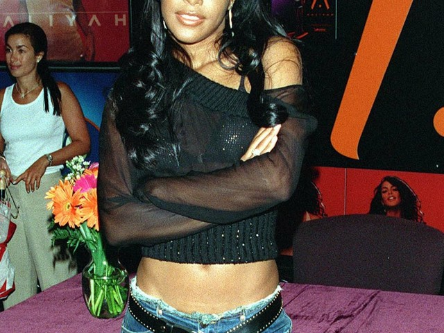 R. Kelly bribed a government official to falsify Aaliyah's age so they could marry